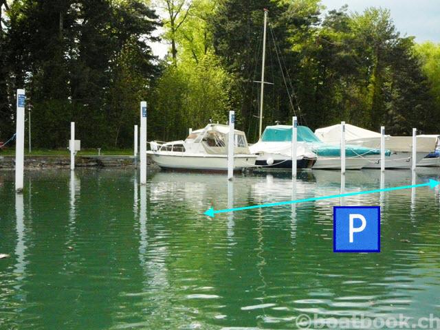 Hafen Landeron