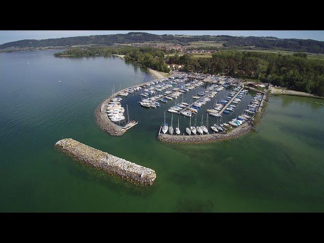 Hafen Yvonand, Port de plaisance de Yvonand, Marina Yvonand