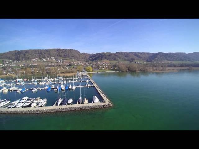 Hafen Cheyres, Port de Cheyres, Marina Cheyres